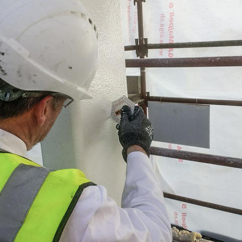 Fire-paint-inspection